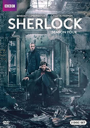 Sherlock: Series Four DVD