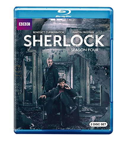 Sherlock: Series Four [Blu-ray] DVD