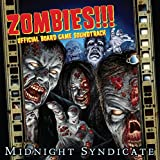 Zombies!!! [Board Game Soundtrack] (2016)