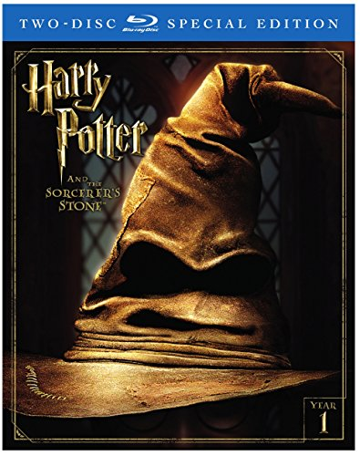 Harry Potter and the Sorcerer's Stone (2-Disc Special Edition) [Blu-ray]
