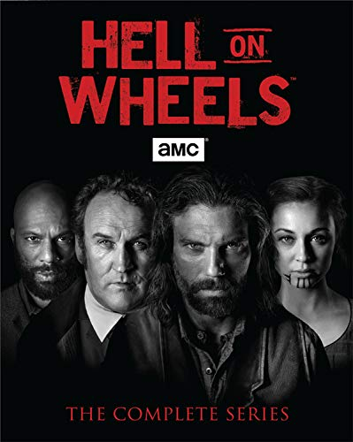 Hell on Wheels - The Complete Series [Blu-ray] DVD