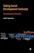 Taking Social Development Seriously: The…