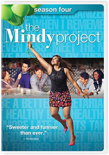The Mindy Project: Season Four DVD