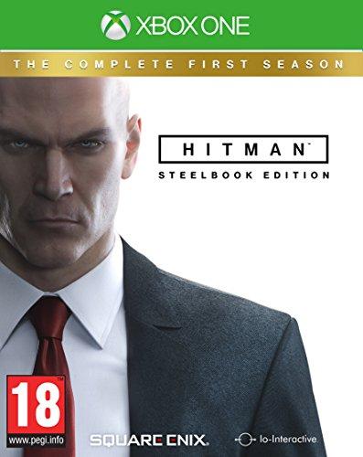 Hitman: The Complete First Season - Steelbook Edition
