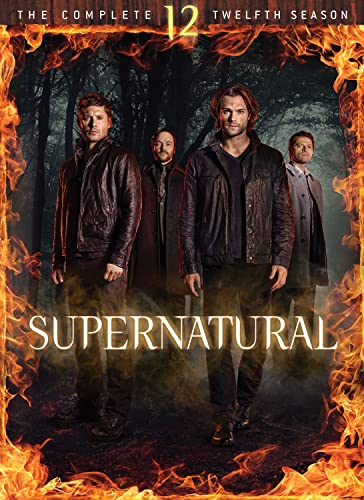 Supernatural: The Complete Twelfth Season DVD