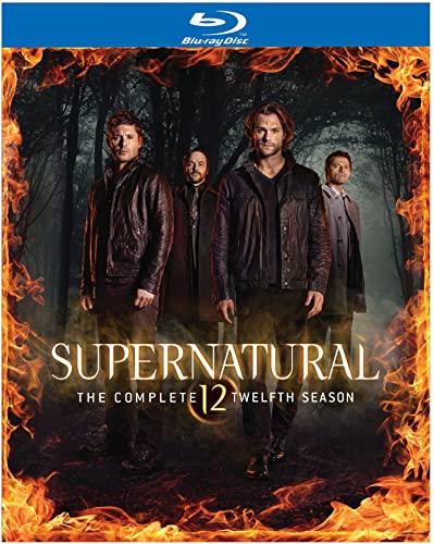 Supernatural: The Complete Twelfth Season [Blu-ray] DVD