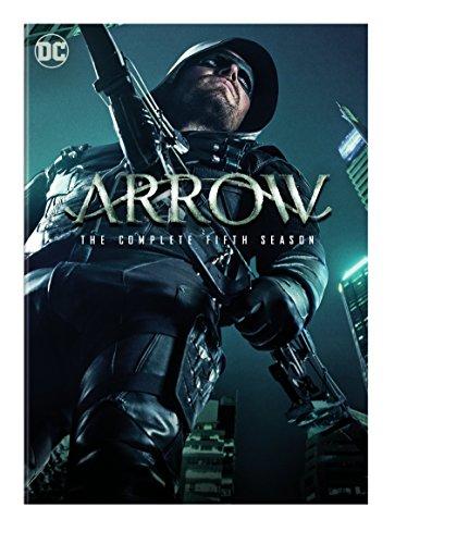 Arrow: The Complete Fifth Season DVD