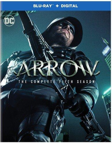 Arrow: The Complete Fifth Season [Blu-ray] DVD