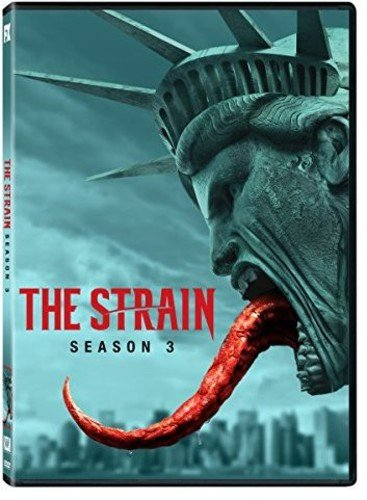 The Strain: Season 3 DVD