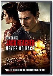 Jack Reacher: Never Go Back de Tom Cruise