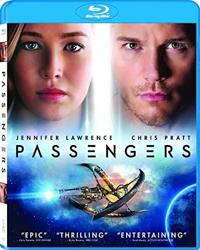Passengers Blu-ray