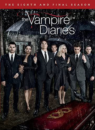 The Vampire Diaries: The Complete Eighth and Final Season DVD