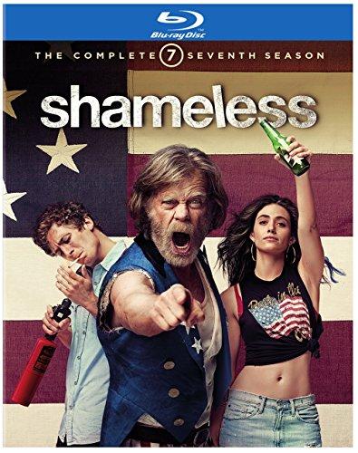 Shameless: The Complete Seventh Season [Blu-ray] DVD