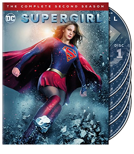 Supergirl: The Complete Second Season DVD