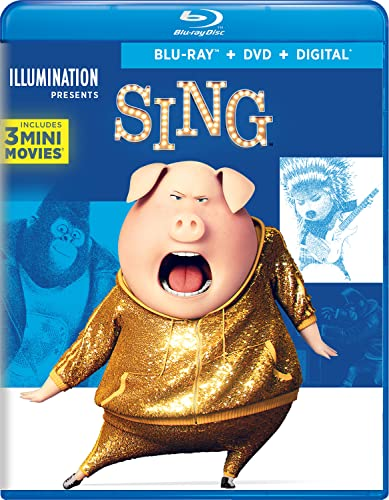 Sing - Special Edition Blu-ray