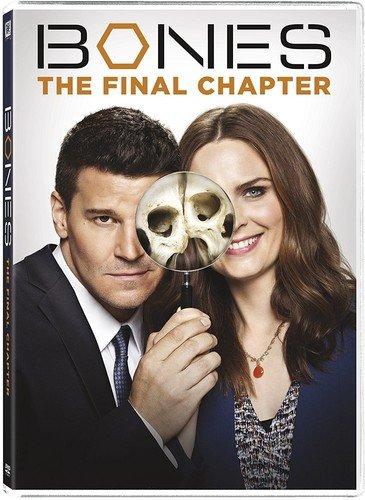 Bones Season 12 DVD