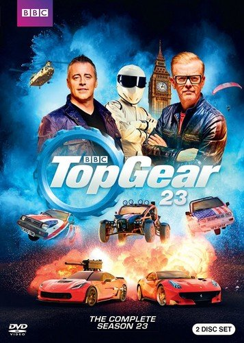 Top Gear 23 DVD