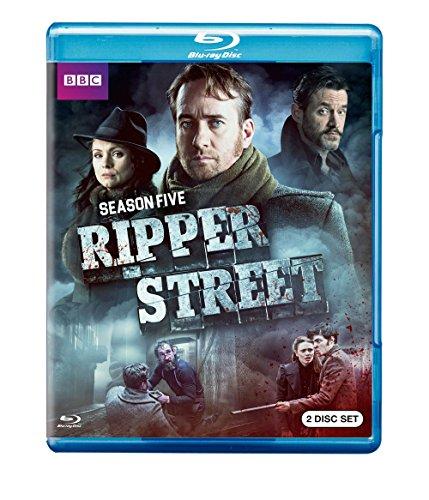 Ripper Street: Season Five [Blu-ray] DVD