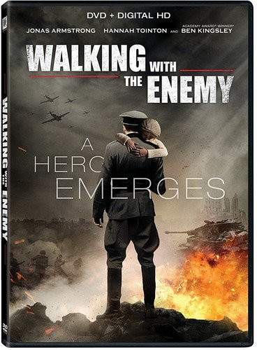 Walking With the Enemy DVD