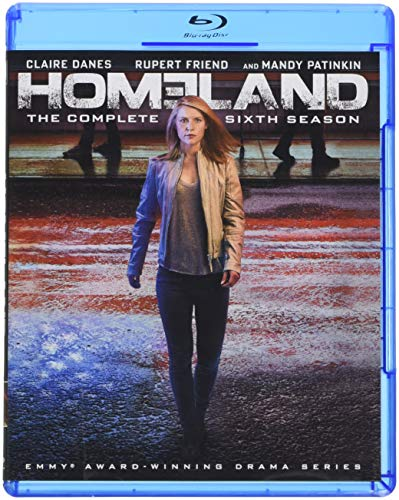 Homeland Season 6 [Blu-ray] DVD