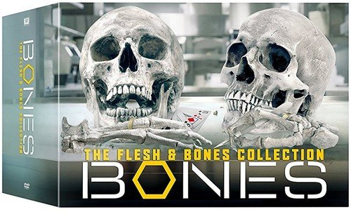 Bones The Complete Series DVD