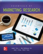Essentials of Marketing Research by Joseph…