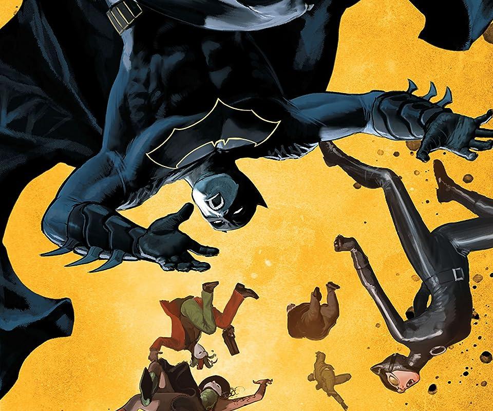 バットマン バットマン,キャットウーマン Android(960×800)待ち受け画像