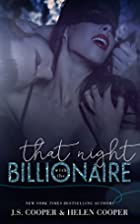 That Night With the Billionaire by J. S.…