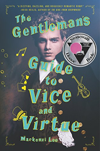 Guest Review: The Gentleman's Guide to Vice and Virtue by