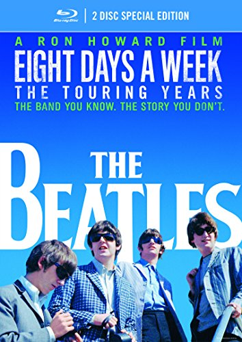 Eight Days A Week - The Touring Years Blu-ray