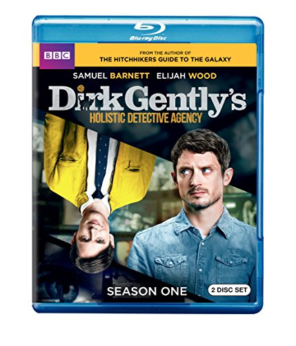 Dirk Gently's Holistic Detective Agency [Blu-ray] DVD