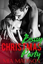 Bossy Christmas Party: A Steamy Older Man…