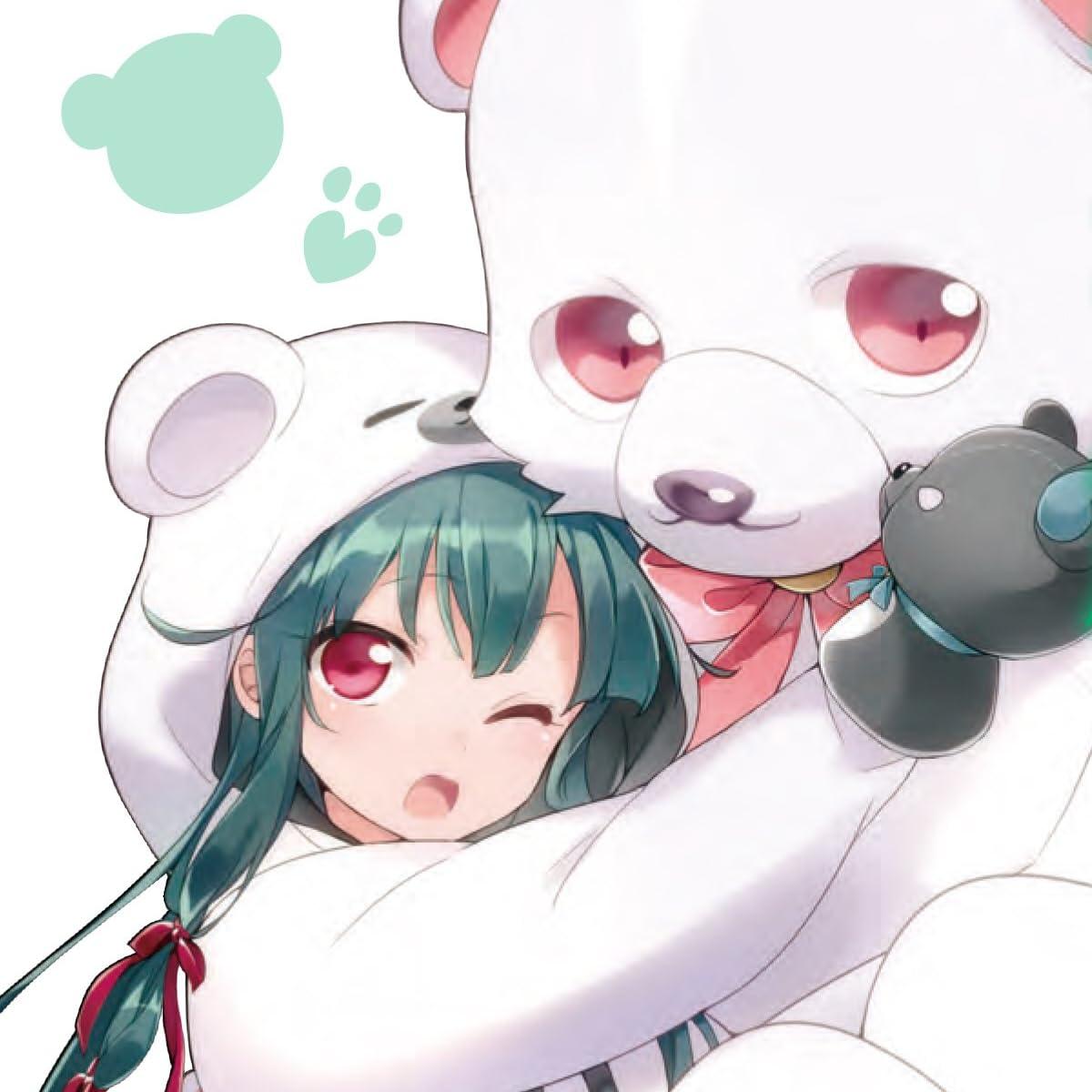 くまクマ熊ベアー Ipad壁紙 ユナ くまきゅう アニメ スマホ用画像150744