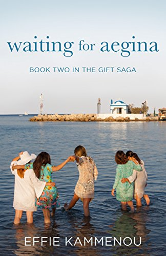 Book Cover - Waiting for Aegina: Book Two in The Gift Saga