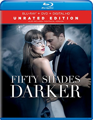 Fifty Shades Darker - Unrated Edition Blu-ray
