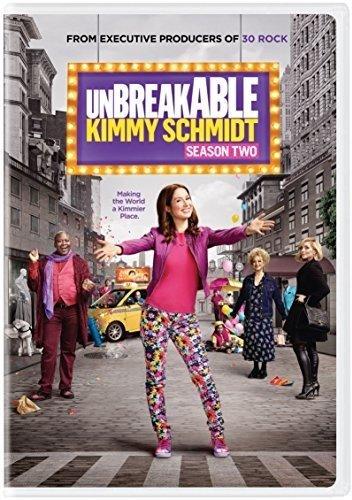 Unbreakable Kimmy Schmidt: Season Two DVD