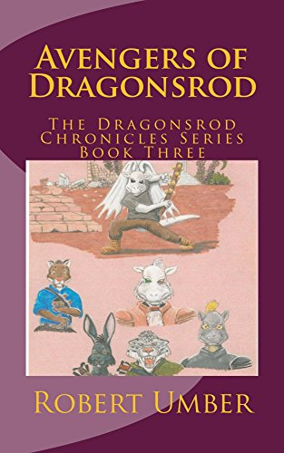 Book Cover - Avengers of Dragonsrod