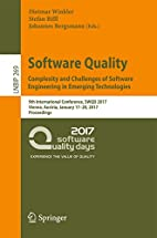 Software Quality. Complexity and Challenges…