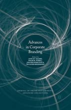 Advances in Corporate Branding (Journal of…