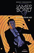 James Bond: Hammerhead #5 by Andy Diggle