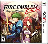 Fire Emblem Echoes: Shadows of Valentia (2017) (Video Game)