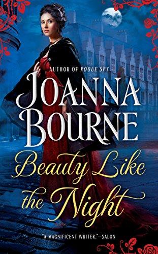 Beauty Like the Night by Joanna Bourne - Smart Bitches
