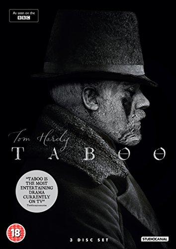 海外ドラマ『TABOO』の荒くれ者を演じるトム・ハーディが今熱い!注目されるその魅力とは?