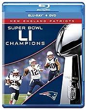 NFL Super Bowl 51 Champions [Blu-ray] by…
