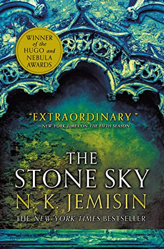 The Stone Sky - N. K. Jemisin