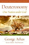 Deuteronomy: One Nation under God book cover