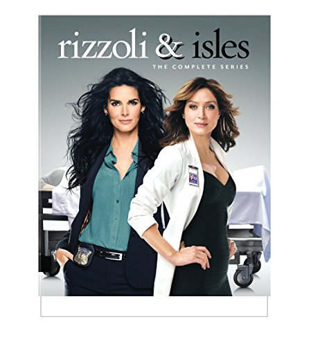Rizzoli & Isles: The Complete Series  DVD