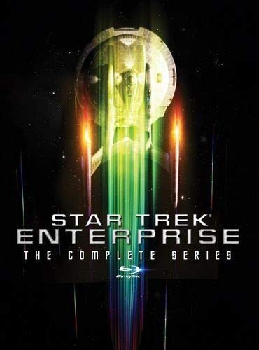 Star Trek: Enterprise: The Complete Series Blu-ray