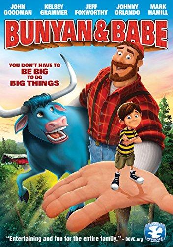 Bunyan & Babe DVD