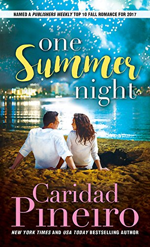 Book Cover - One Summer Night